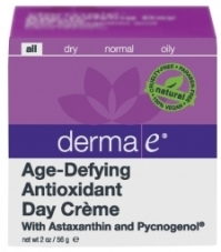 Age Defying Day Creme with Astaxanthin and Pycnogenol - 2 oz.