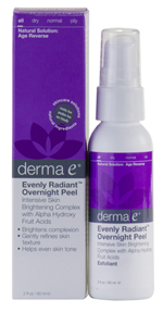 Evenly Radiant Overnight Peel- 2 fl. oz.