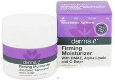 Firming Moisturizer with DMAE, Alpha Lipoic and C-Ester- 2 oz.