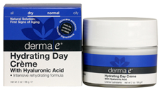 Hydrating Day Creme with Hyaluronic Acid- 2 oz.