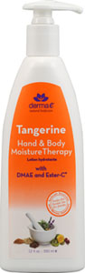 Hand & Body Moisture Therapy Lotion - Tangerine Scented- 12 fl. oz.